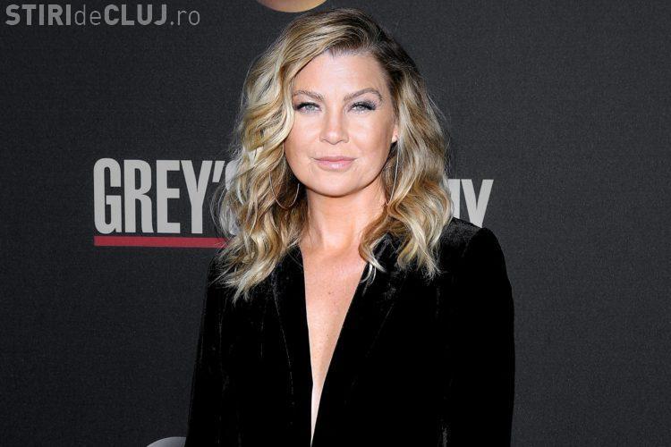 Ellen Pompeo va părăsi serialul Grey's Anatomy