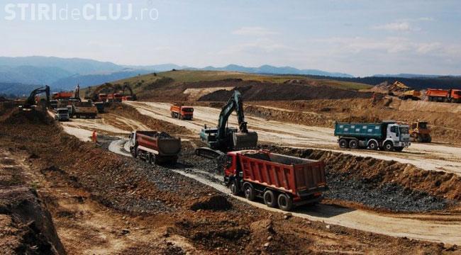 Un șofer de excavator și-a accidentat mortal un coleg pe șantierul Autostrăzii Turda - Sebeș. A primit închisoare cu suspendare