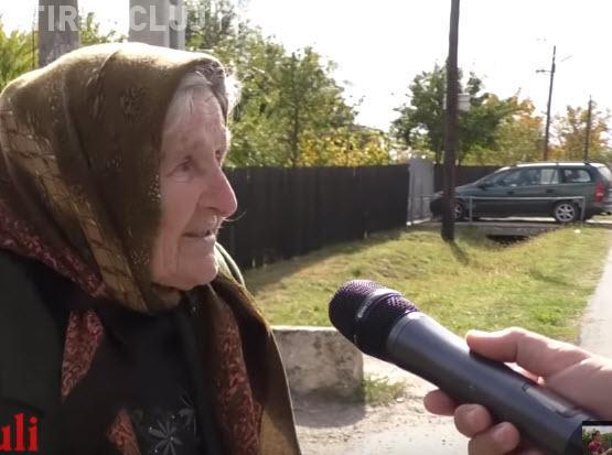 VIDEO VIRAL cu tanti Niculina, 85 de ani, despre referendum - VIDEO