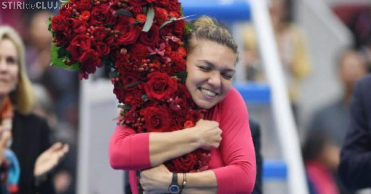 Veste bună din partea WTA pentru Simona Halep! A fost desemnată jucătoarea anului