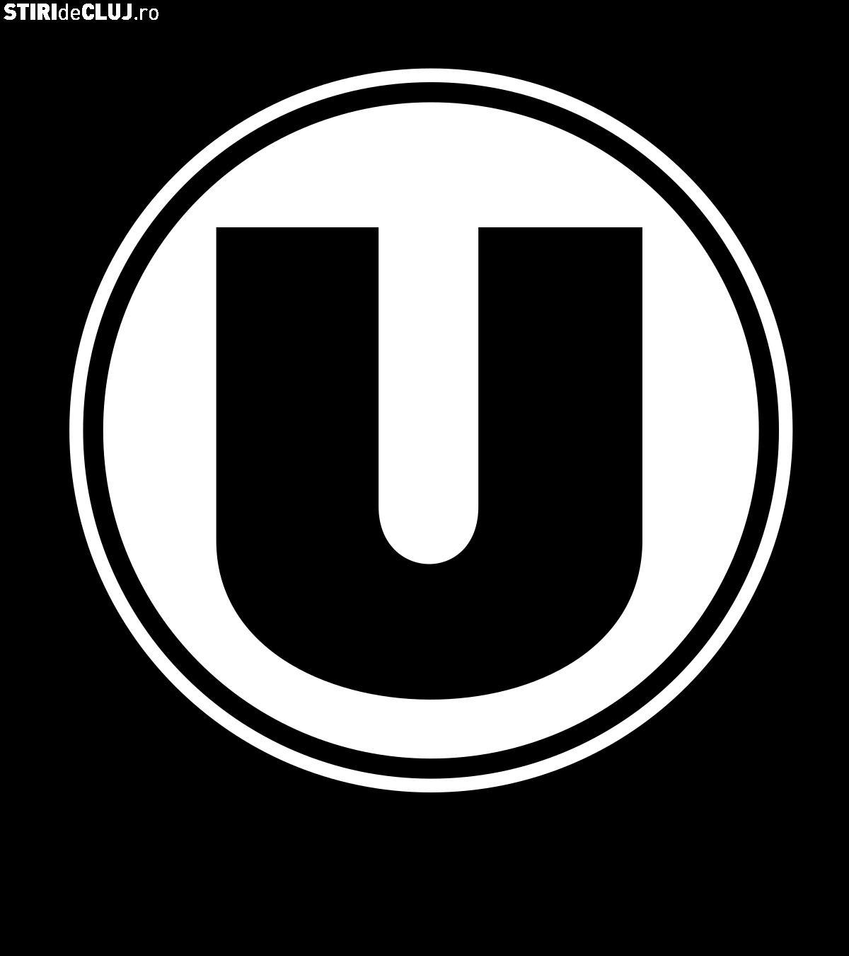 """Victorie pentru """"U"""" Cluj în primul meci cu noul antrenor"""