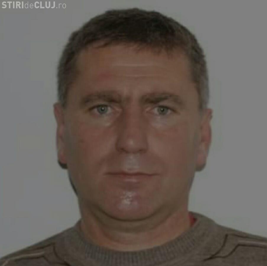 Bărbat dispărut, căutat de autorități. Mașina i-a fost găsită incendiată la Cluj FOTO