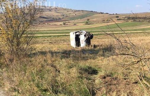 Cluj: Accident mortal în localitatea Iara. La volan, un bărbat beat și fără permis - FOTO