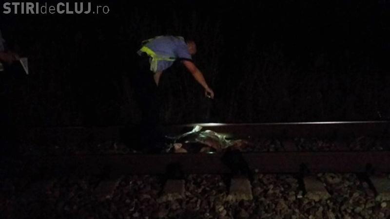 Persoană lovită de tren în Gara Baciu Triaj