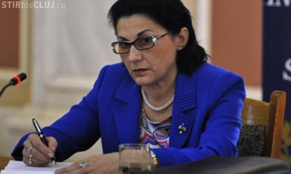 Ecaterina Andronescu susține că Dragnea i-a oferit postul de ministru al Educației