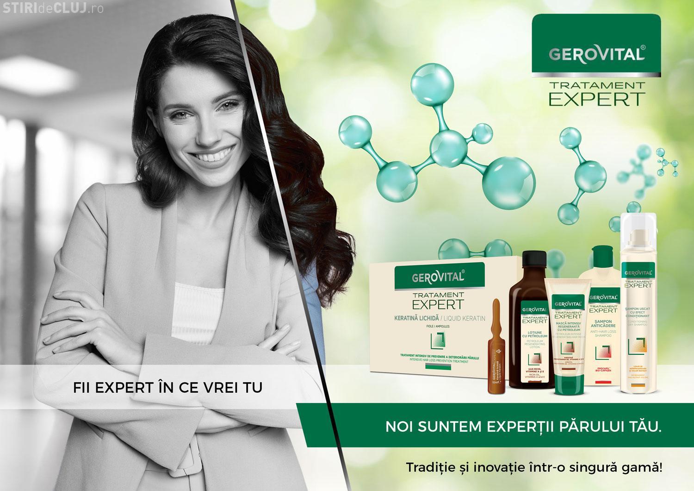 Farmec modernizează și extinde gama Gerovital Tratament Expert (P)