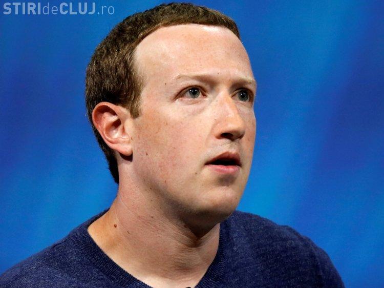 Patru dintre acționarii Facebook îi cer lui Zuckerberg să plece de la conducerea companiei