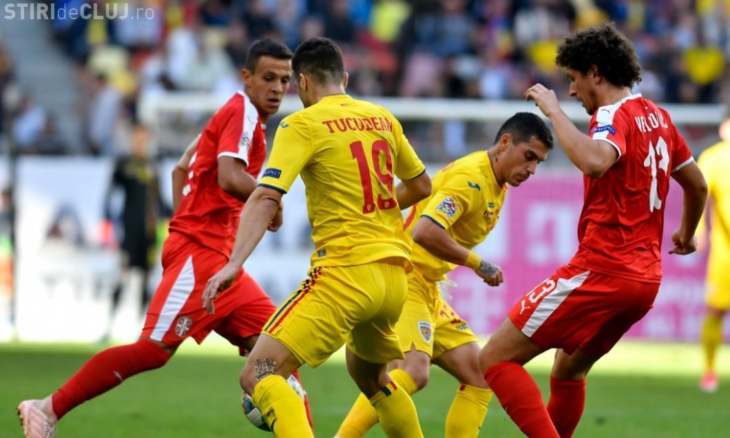 Romania - Serbia 0-0! Ce înseamnă acest egal - REZUMAT VIDEO