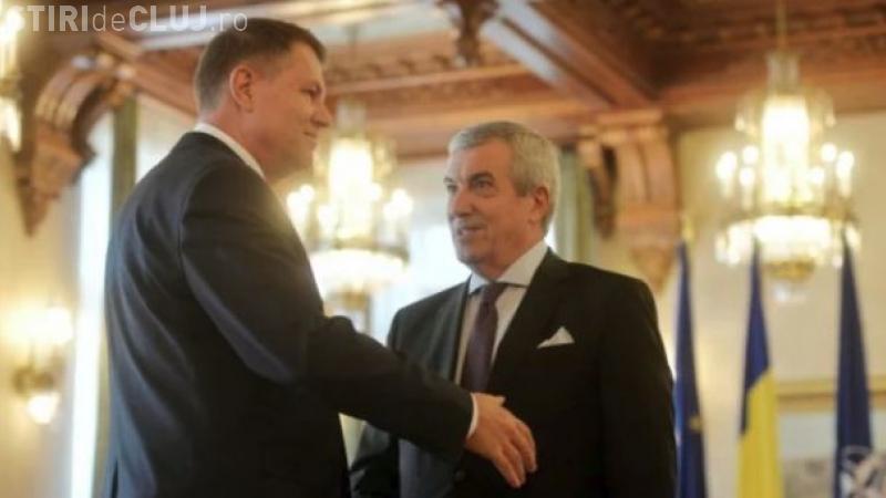 SONDAJ: Iohannis şi Tăriceanu s-ar bate în turul II pentru prezidenţiale. Unde ar fi Dragnea