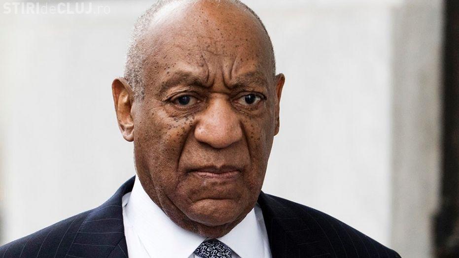 Celebrul actor Bill Cosby a fost condamnat la închisoare pentru agresiune sexuală
