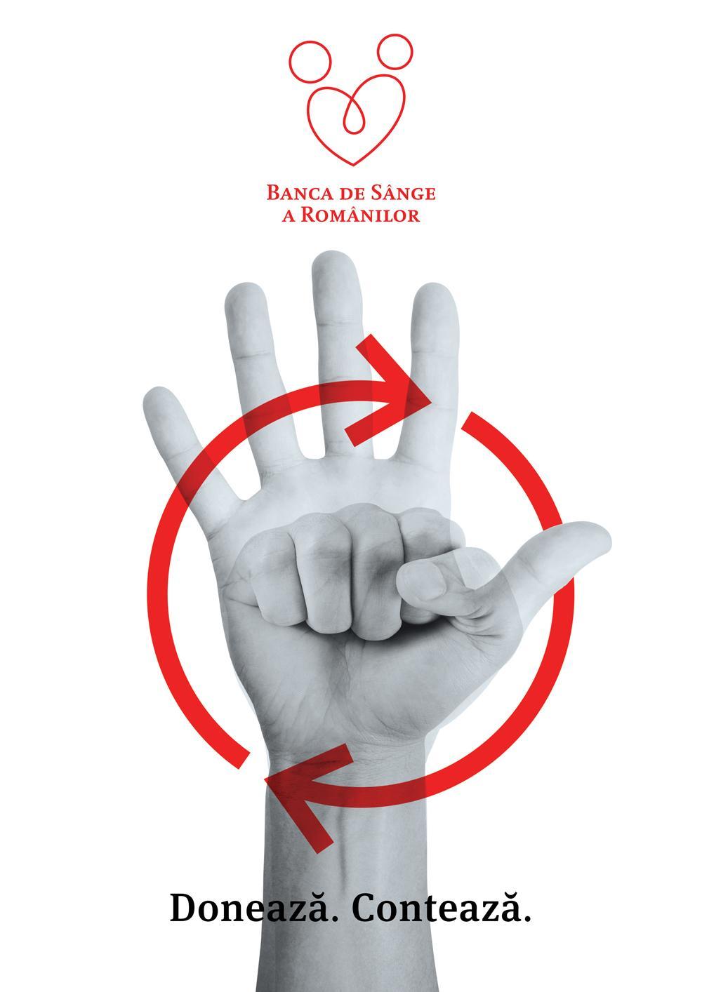 Banca Transilvania şi Asociația Societatea de Salvare Bucureşti lansează Banca de sânge