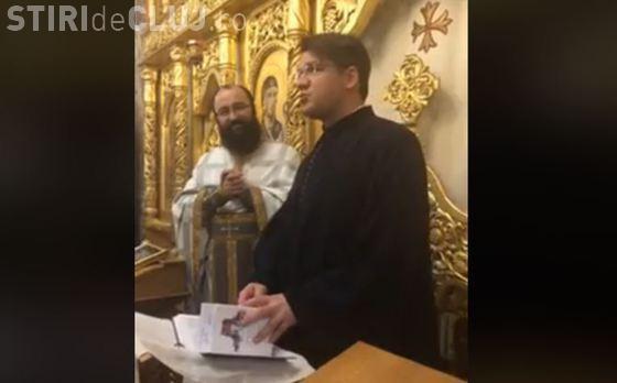 Liberalul Mihail Neamţu le cere oamenilor să voteze: Vin din viitor şi viitorul nu arată foarte bine - VIDEO