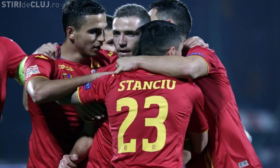 Lituania - România 1-2. Am învins cu emoții. Victorie chinuită în minutul 93 - REZUMAT VIDEO