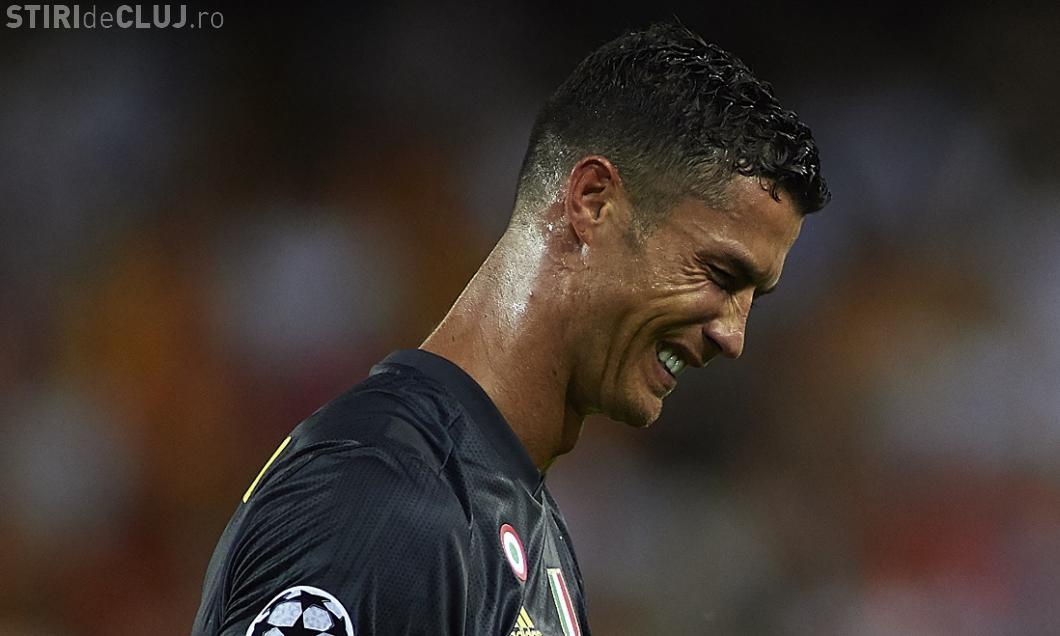 Cristiano Ronaldo a primit reacția clubului Juventus, după acuzațiile de viol