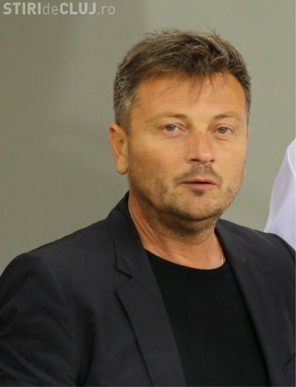 Daniel Stanciu, noul director sportiv al CFR Cluj