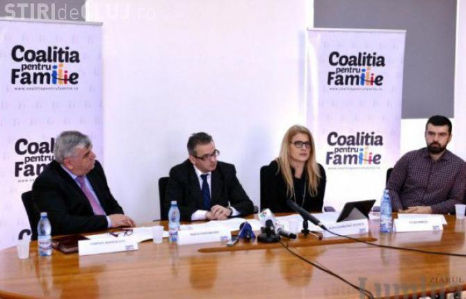 Coaliția pentru Familie recunoaște EŞECUL REFERENDUMULUI și dă vina pe PSD şi alte partide