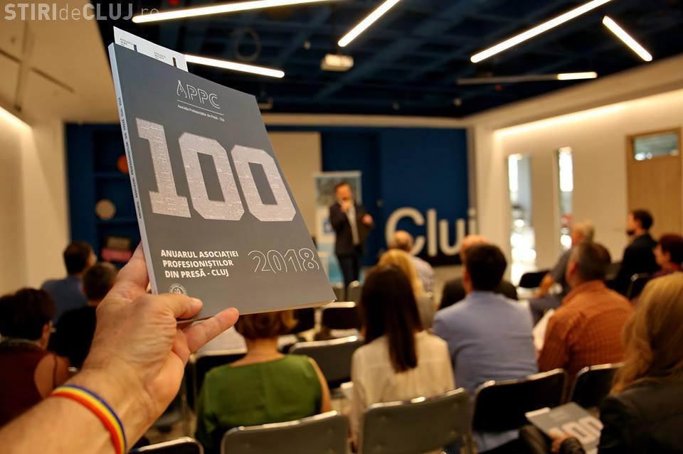 Gala APPC premiază cei mai buni jurnaliști din Cluj
