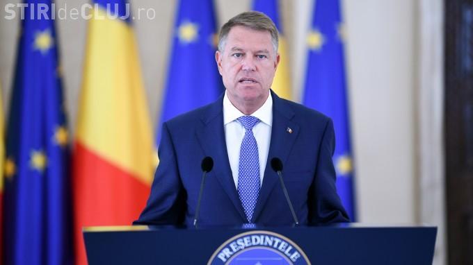 Iohannis a transmis felicitări în Italia pentru felul în care sunt trataţi românii