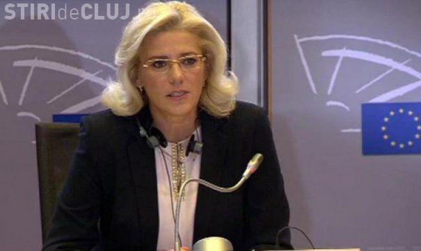 Comisarul Corina Creţu, acuză: Nu mai accept insultele din partea Guvernului României. Nu sunt proiecte scrise