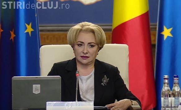 """Dăncilă, gafă în Parlamentul European: Jandarmerița a fost """"bătută de protestanți"""""""