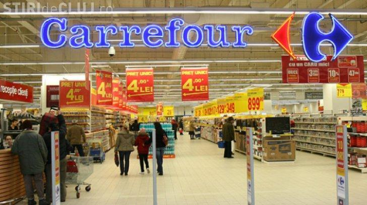 Produse cu LISTERIA retrase de Carrefour România - FOTO