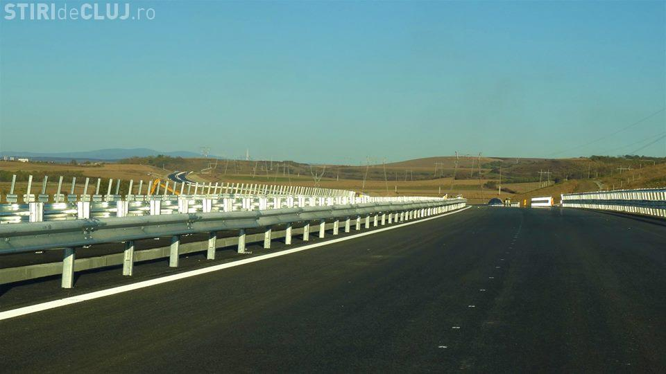 O nouă autostradă apare lângă Cluj! Mai e puțin de lucru - FOTO și VIDEO