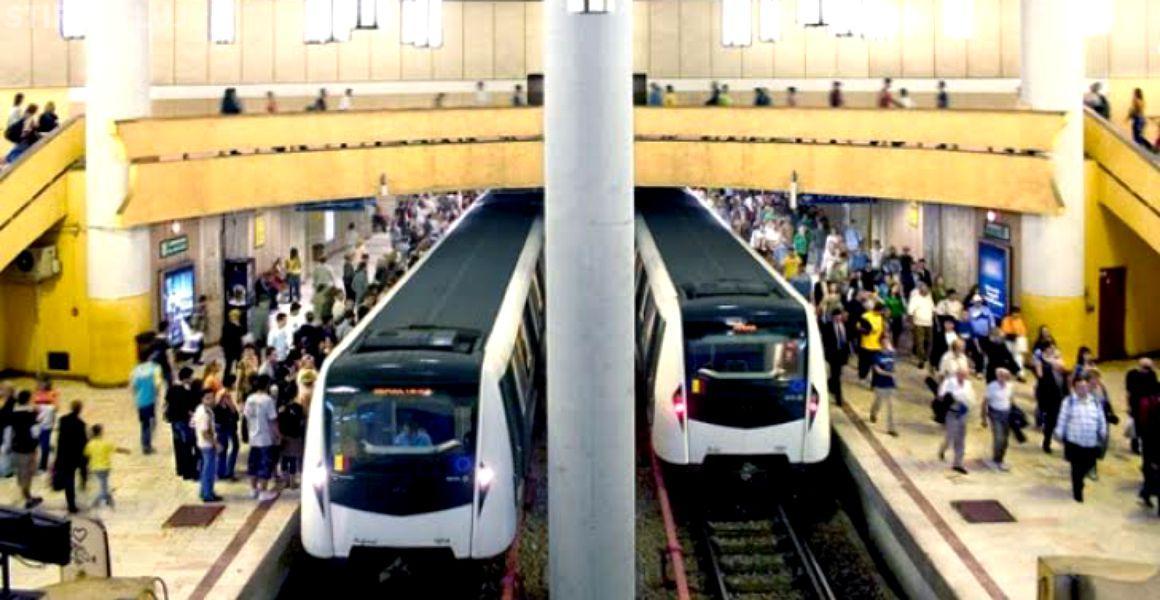 Boc crede că metroul din București este depășit ca tehnologie: Noi vrem un metrou al viitorului