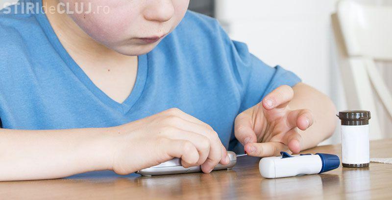 """La Cluj se lansează Programul """"înCerc"""", de prevenție a diabetului la copii"""