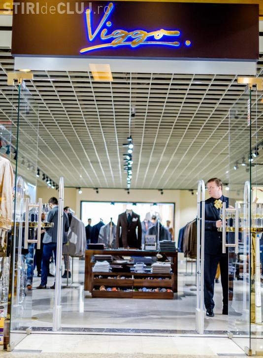 În Iulius Mall Cluj s-a inaugurat Viggo by Cătălin Botezatu, un brand dedicat eleganței masculine (P)