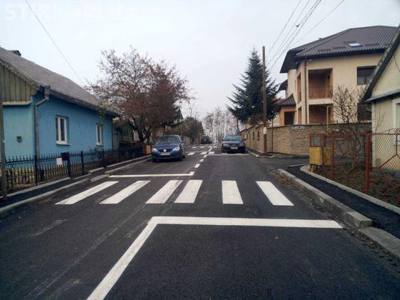 În România este o stradă cu 9 treceri de pietoni pe numai 300 de metri - FOTO