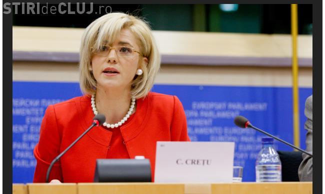 Corina Crețu, după criticile dure aduse Guvernului Dăncilă: Sunt încă membru PSD