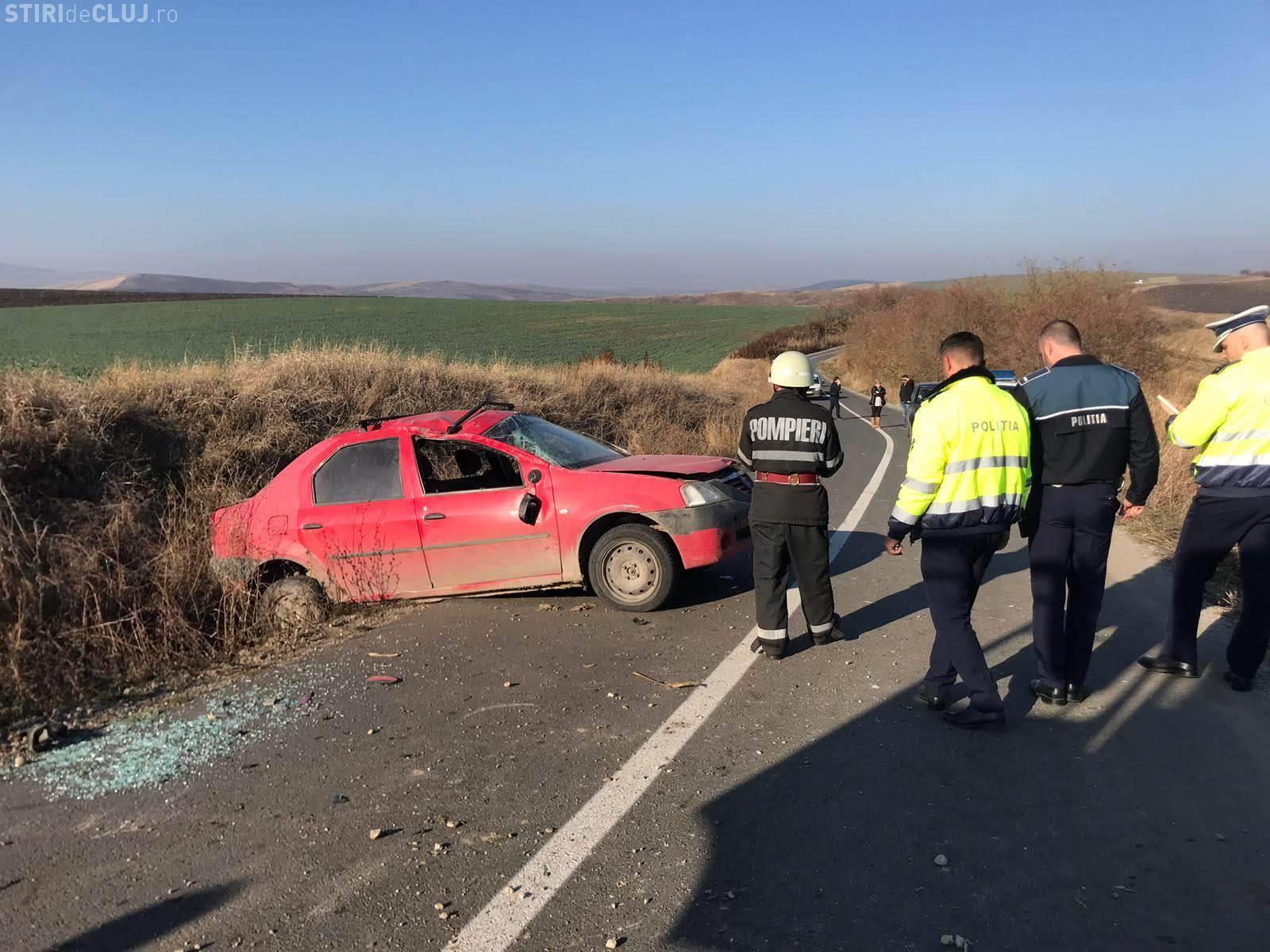 Accident mortal în Ploscoș. A intervenit elicopterul SMURD - FOTO / UPDATE