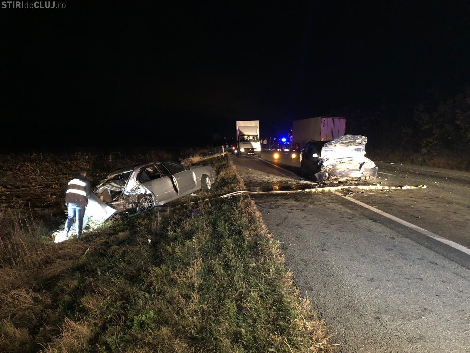 Șoferul care a cauzat accidentul de la ieșire din Gherla a mers 15 kilometri pe jos până să se sinucidă