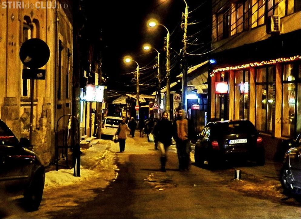 Cum arăta strada Piezișă acum o sută de ani - FOTO