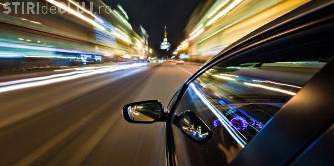 Cluj-Napoca: Prins cu 147 km/h pe strada Avram Iancu