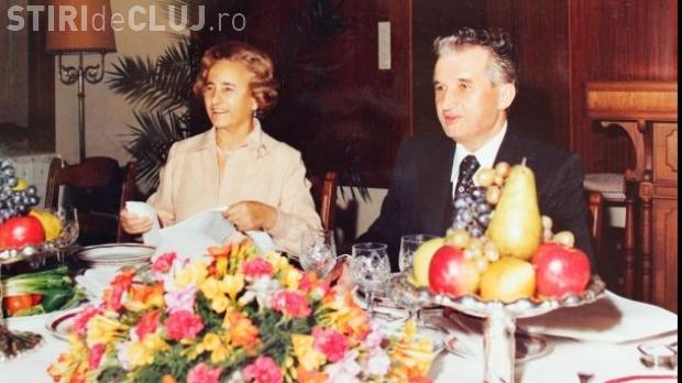 Ce meniu avea zilnic Nicolae Ceausescu