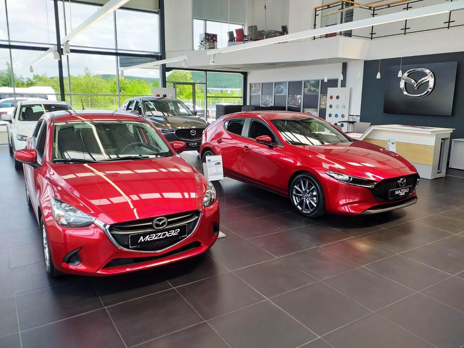 Atp Motors Deschide O Nouă Reprezentanţă Mazda Showroom și