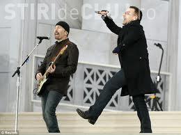 """U2 ar putea concerta in septembrie la inaugurarea Stadionului """"Lia Manoliu"""" din Bucuresti"""