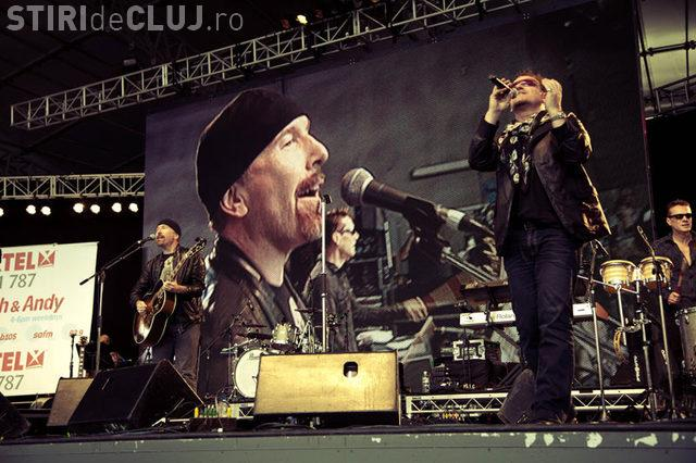 """U2 nu are programate concerte in septembrie 2011, asa ca ar putea veni sa cante pe """"Cluj Arena""""!"""