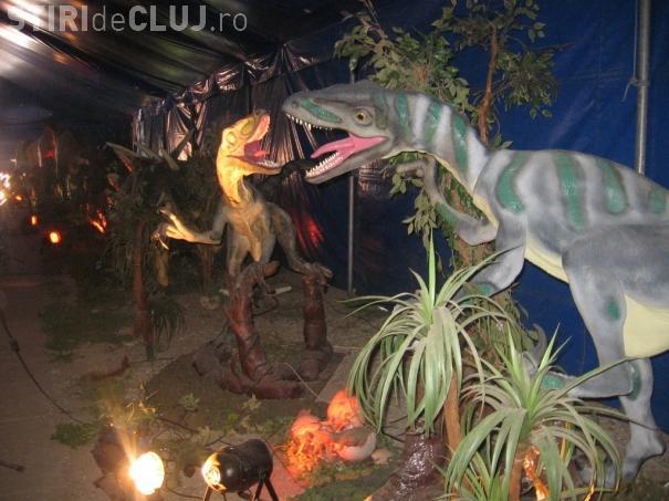Dinozauri la Expo Transilvania Cluj, din 3 ianuarie!