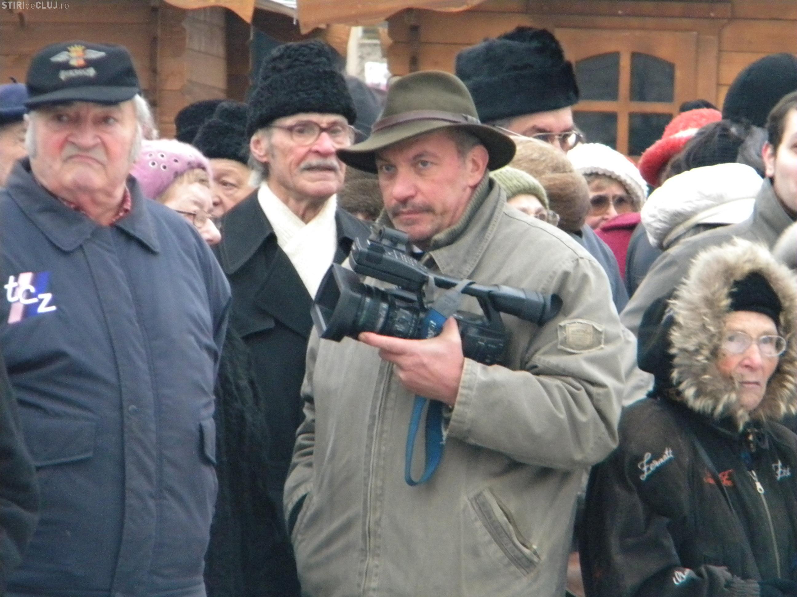 Fost colaborator al Securitatii, premiat la Balul Operei Cluj! Xantus Gabor lucreaza la TVR si este acuzat ca si-a turnat un coleg de presa