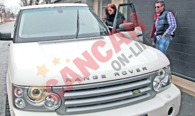 Bianca Dragusanu a primit de la Botezatu o masina de 100.000 de euro!