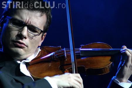 Alexandru Tomescu concerteaza in inchiderea Balului Operei 2011, la Teatrul National din Cluj