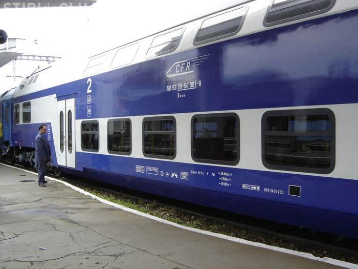 CFR scumpeste din vara biletele de tren cu 15 %