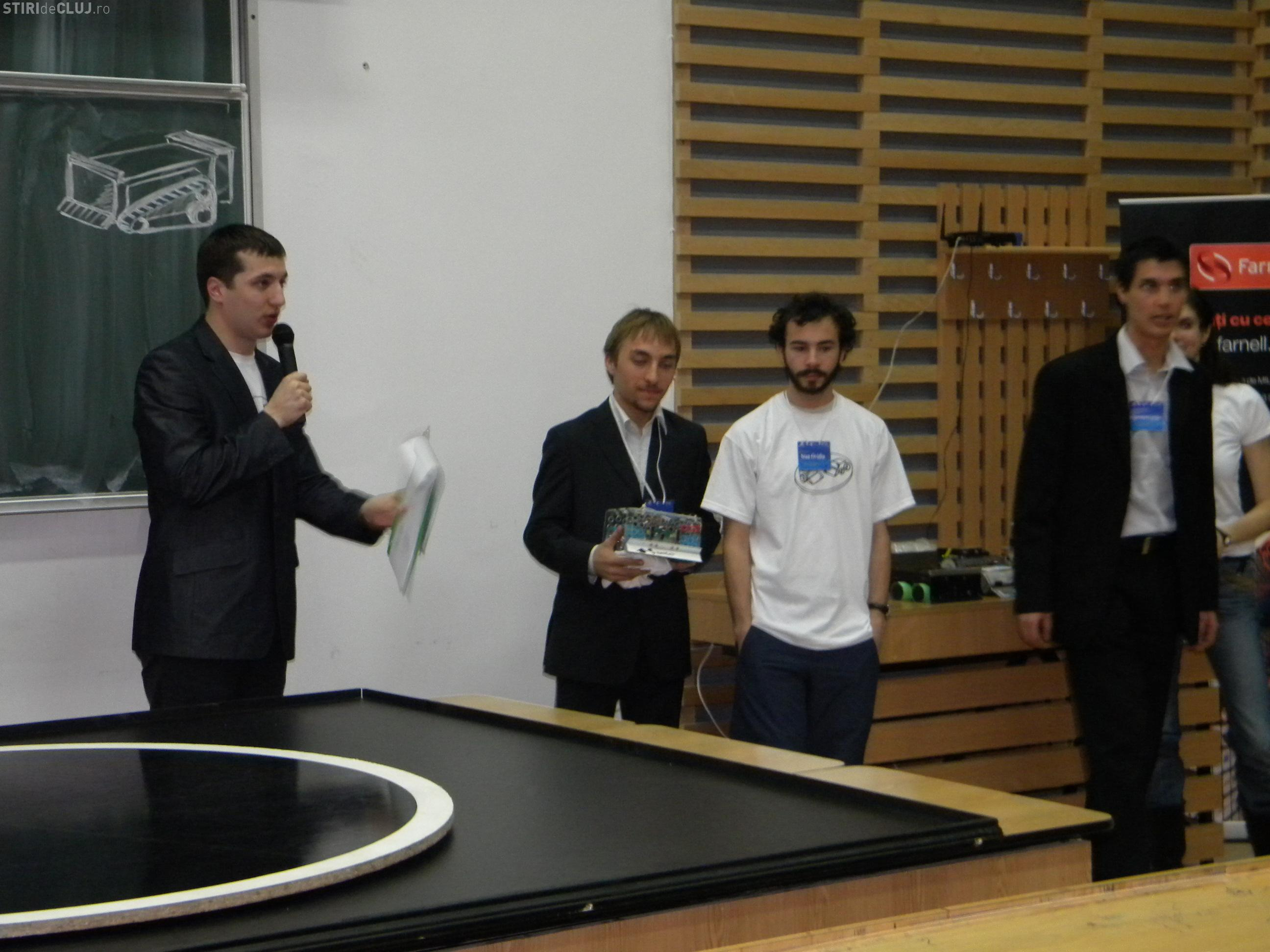 Vezi cine a castigat BattleLab Robotica 2011 Cluj!