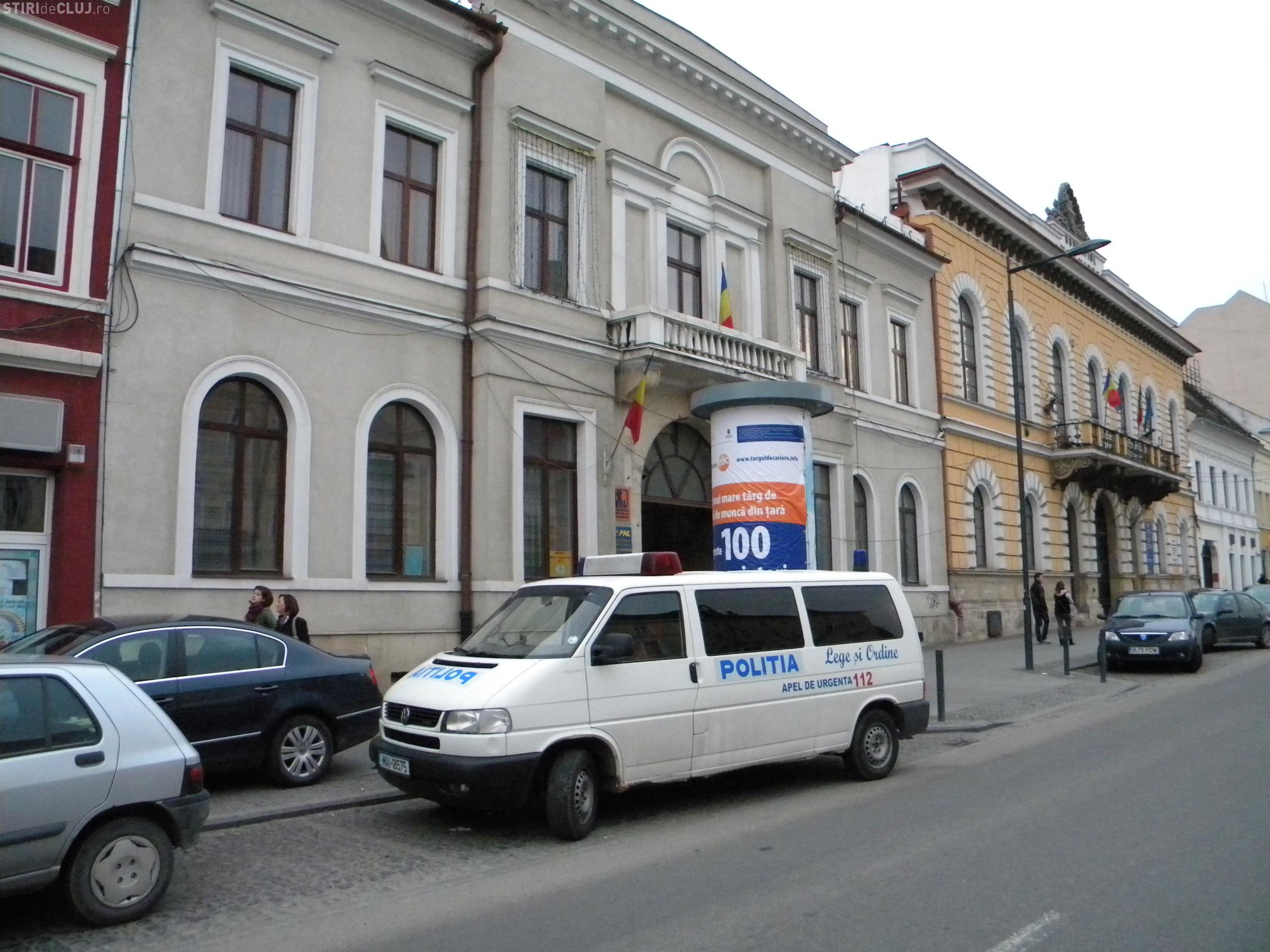 Hotii de la sediul PDL Cluj au fost identificati - VIDEO