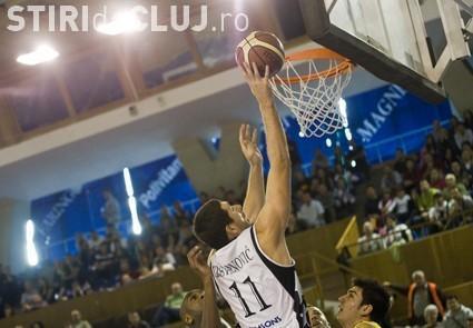 U Mobitelco castiga primul meci al finalei cu CSU Ploiesti, scor 89-79