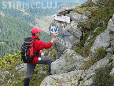 Marcajele turistice din judetul Cluj nu sunt refacute de 10-15 ani, avertizeaza Clubul de Cicloturism NAPOCA