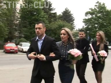 Edi Stancioiu s-a logodit! Nasi au fost Ricardo Cadu si frumoasa lui sotie, Dulce - VIDEO si FOTO