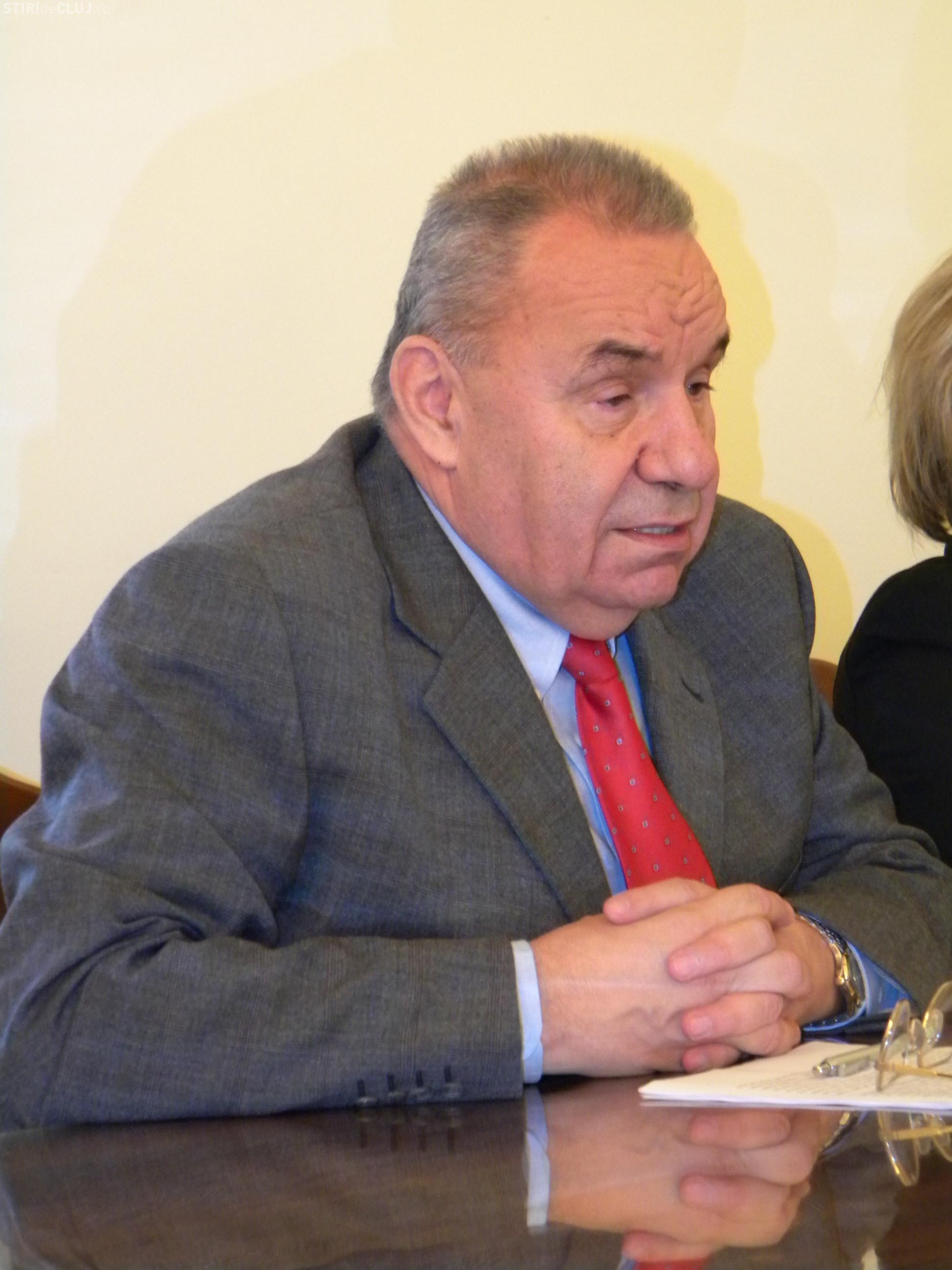 """Studentii ii reproseaza rectorului Andrei Marga ca i-a abandonat in proiectul """"Gala Profesorului Bologna"""""""